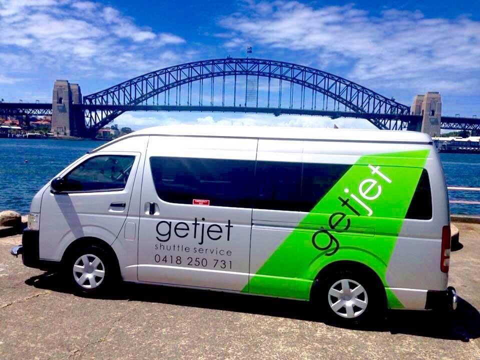 GetJet Shuttle Service Parramatta